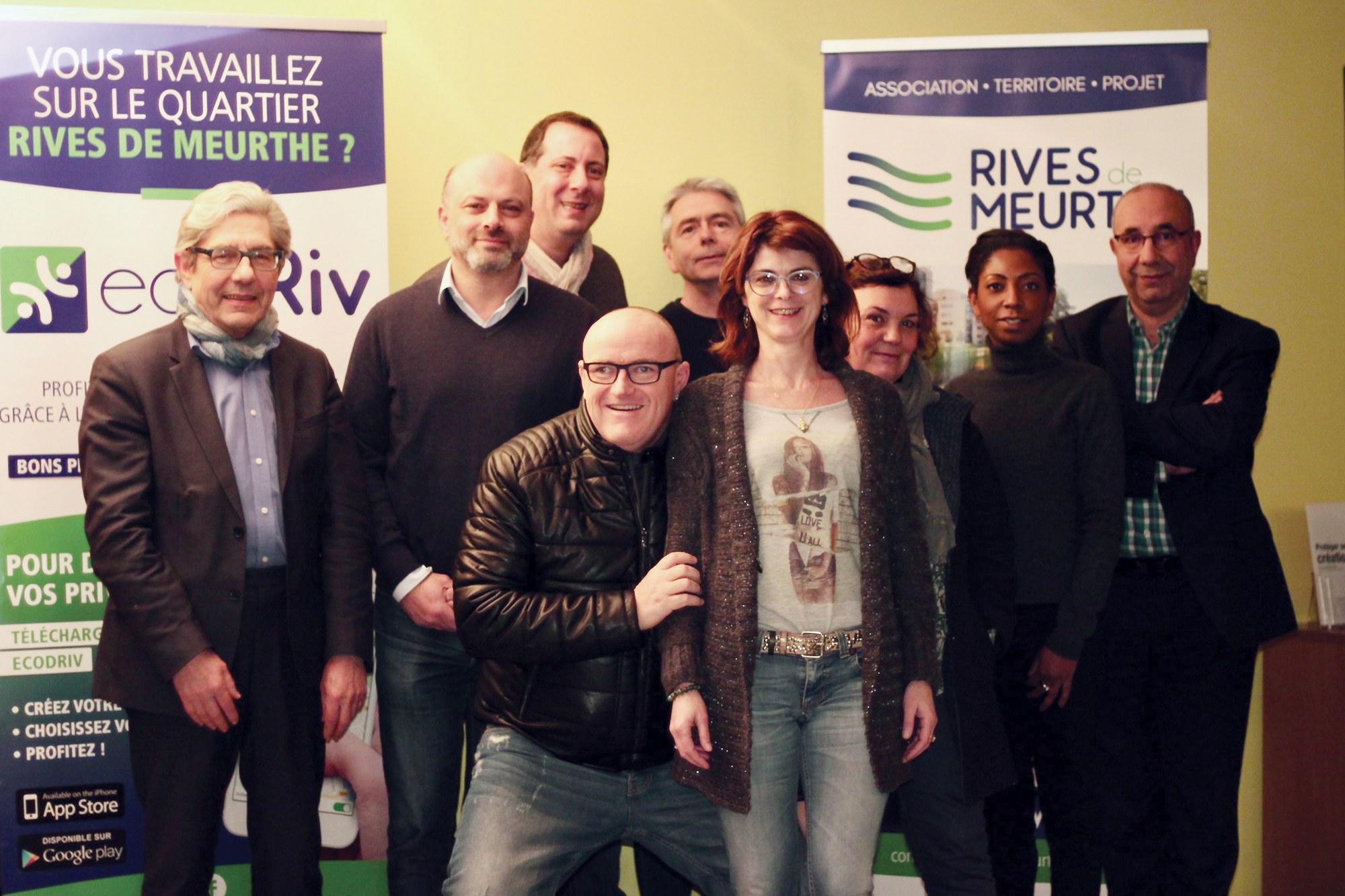 Membre du CA de Rives de Meurthe