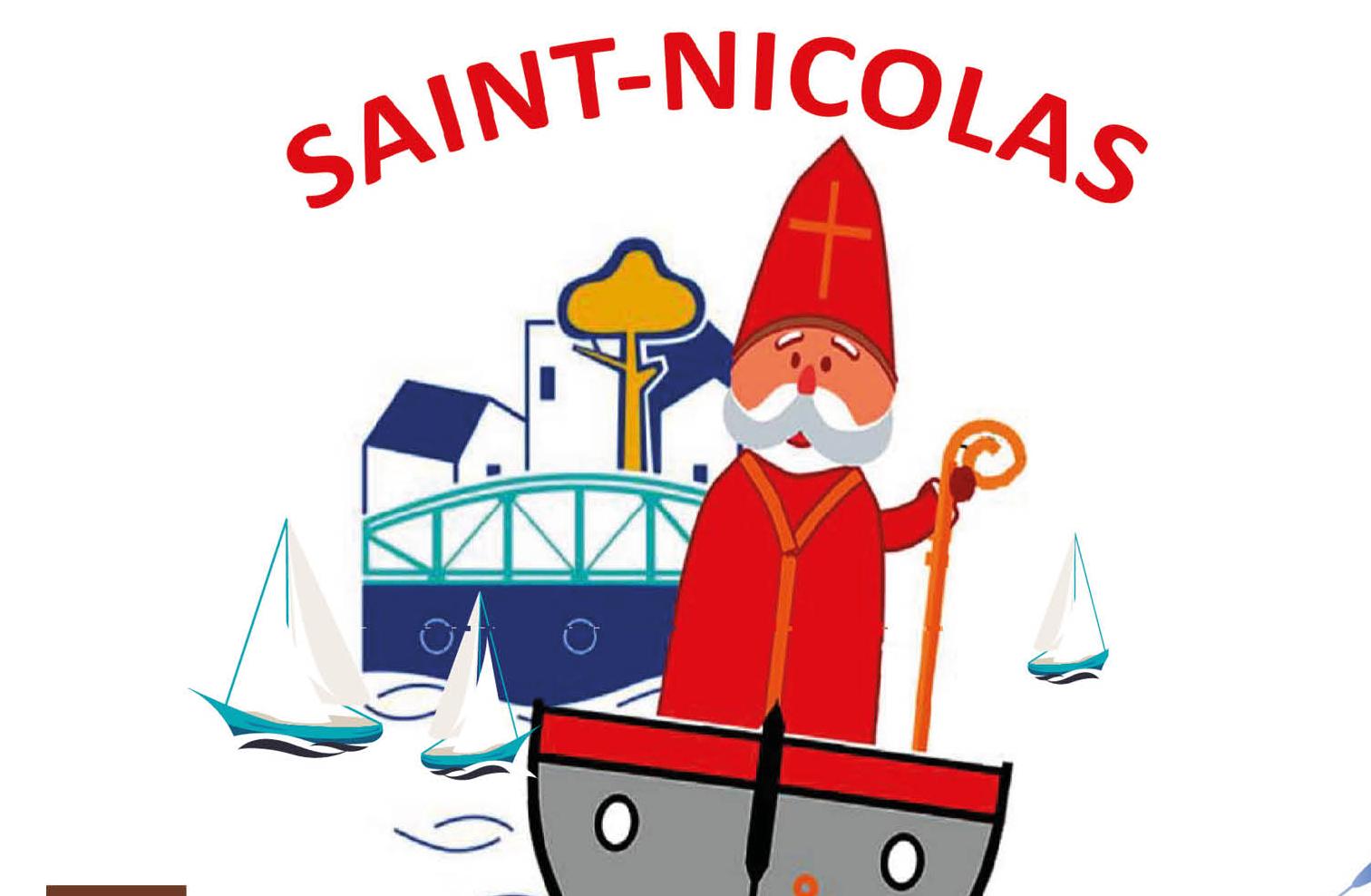 Saint Nicolas sur l'eau